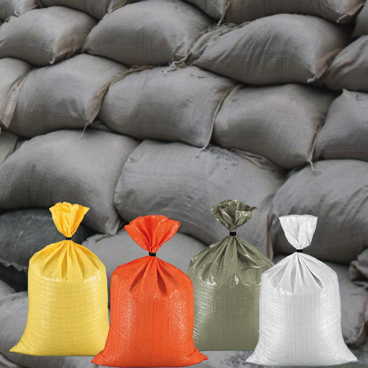Flexible Packaging - Bulk Bags, Sandbags and More 2
