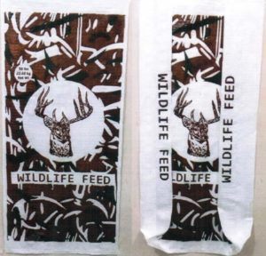 Wildlife Corn and Feed Bags 5