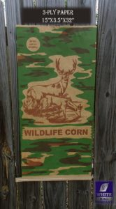 Wildlife Corn and Feed Bags 1