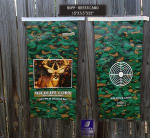 Wildlife Corn and Feed Bags 2